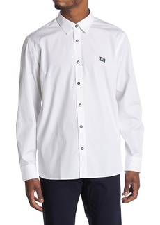 Burberry William Button Front Shirt