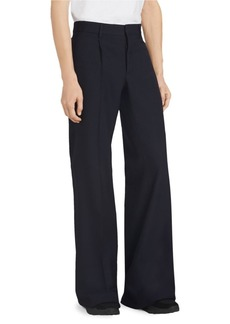Burberry Wool Flare Pants
