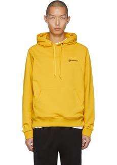 Burberry Yellow Robson Hoodie