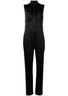 Burberry zip-front jumpsuit