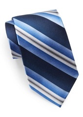 Burma Bibas Silk Striped Tie