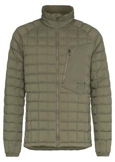 Burton BK Lite Insulator quilted feather down jacket