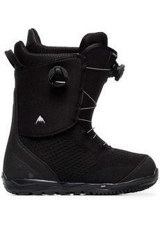 Burton black swath boa boots