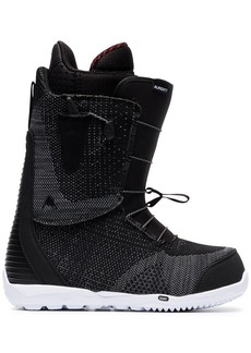Burton Ak Almighty snowboarding boots - Black