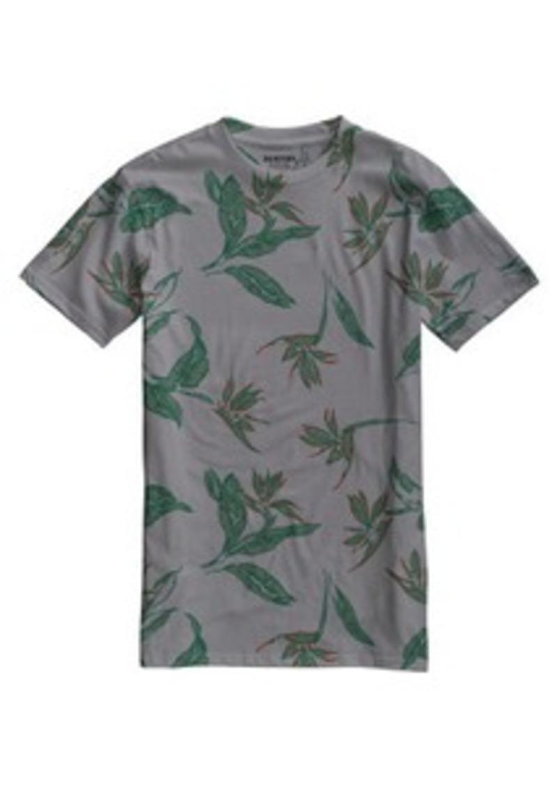 Burton Hawaiian Floral Slim Fit T-Shirt - Short-Sleeve - Men's
