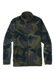 Burton Men's Ember Full-Zip Fleece Jacket