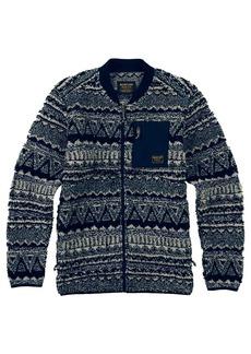 Burton Men's Grove Full Zip Fleece Jacket