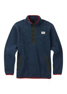Burton Men's Hearth Fleece Anorak Top