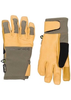 Burton Gor Tex leather gloves