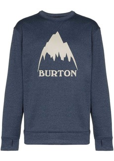 Burton Oak crew logo sweatshirt