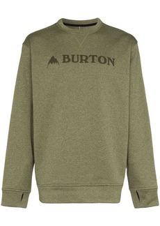 Burton Oak logo embellished jumper