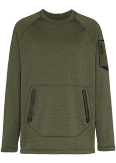 Burton Piston zip pocket jumper