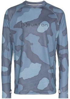 Burton Power Grid crew neck sweatshirt