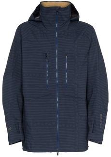 Burton yurt stripe Gore-Tex hooded jacket