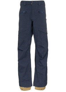 Burton yurt stripe Gore-Tex trousers