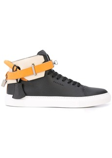 Buscemi 10mm ankle strap sneakers
