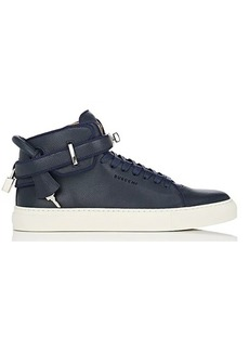 Buscemi Men's 100MM Edge Leather Sneakers