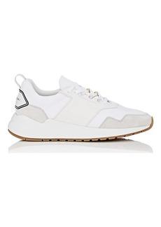 Buscemi Men's Ventura Neoprene & Leather Sneakers