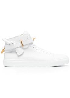 Buscemi high-top padlock sneakers