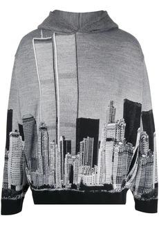 Buscemi NYC Skyline hoodie