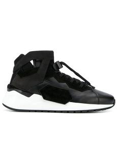 Buscemi Squad hi-top sneakers