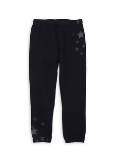 Butter Girl's Varsity Fleece Joggers