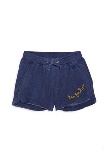 Butter Little Girl's & Girl's Varsity Shorts