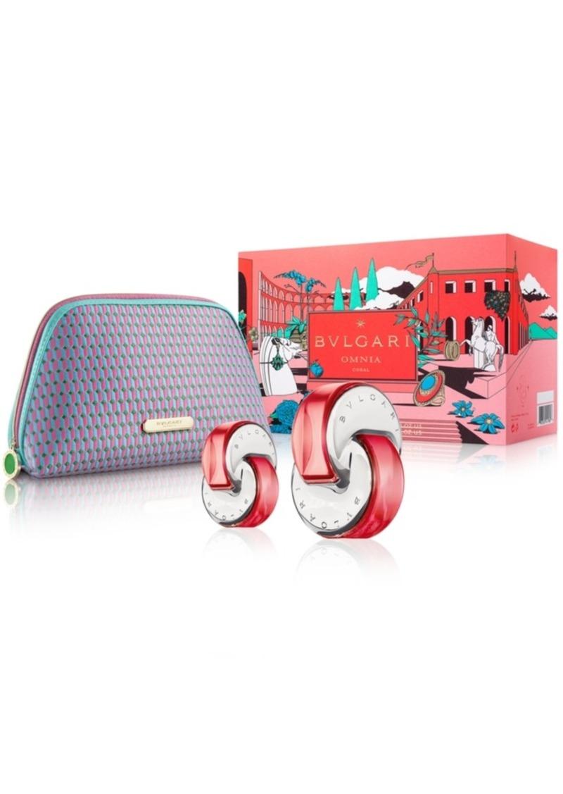 Bvlgari 3-Pc. Omnia Coral Eau de Toilette Gift Set