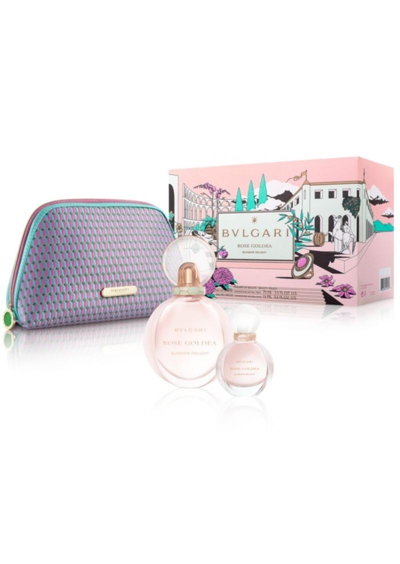 Bvlgari 3-Pc. Rose Goldea Blossom Delight Eau de Parfum Gift Set