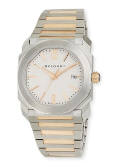 Bvlgari 38mm Octo Solotempo Watch