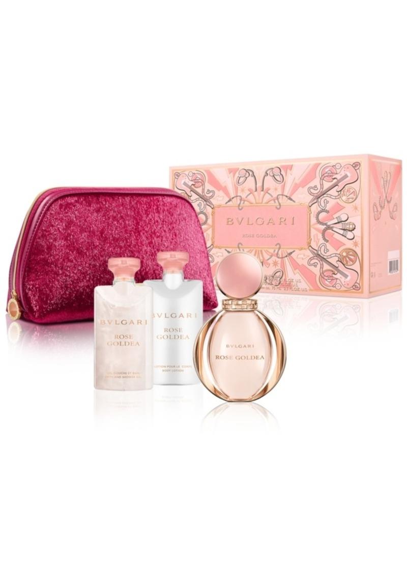 Bvlgari 4-Pc. Rose Goldea Gift Set