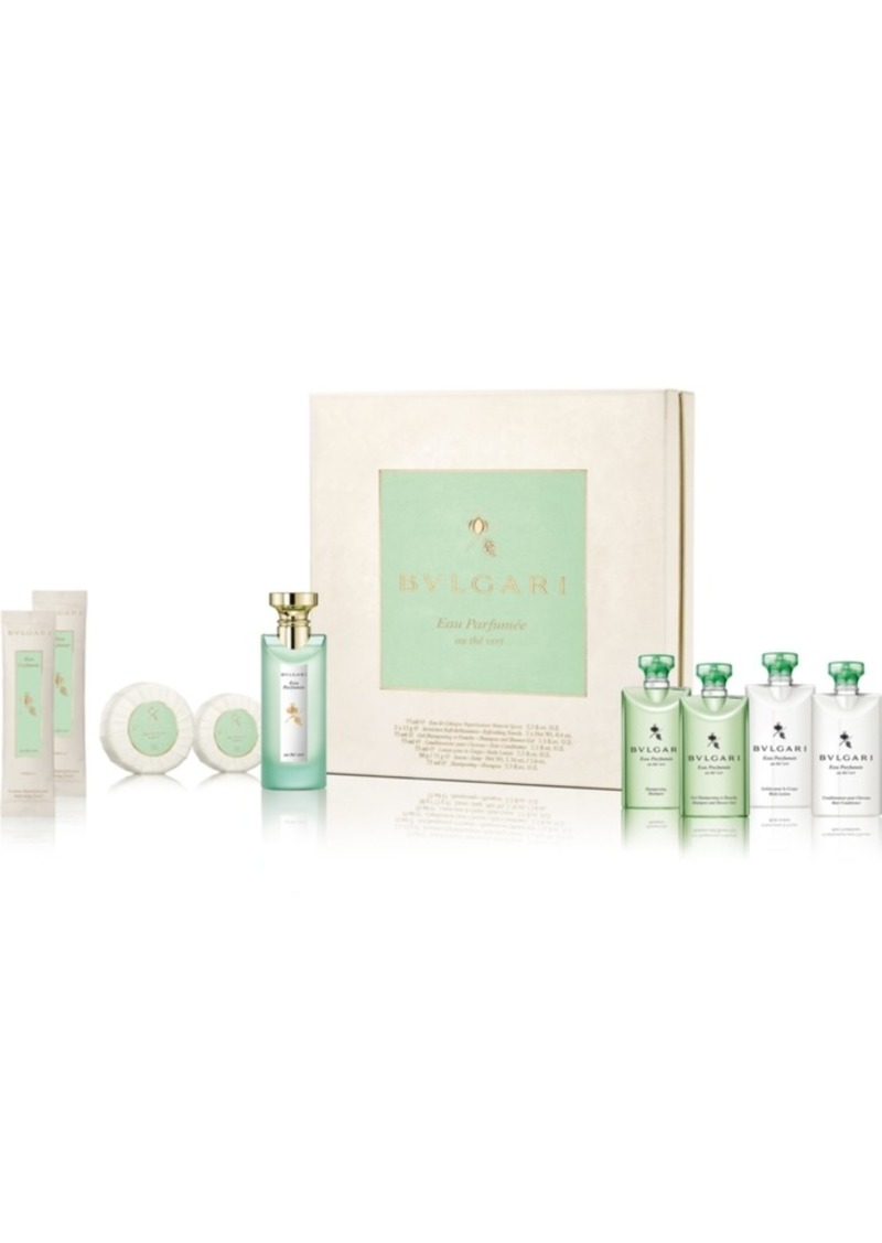 Bvlgari 9-Pc. Eau Parfumee au The Vert Guest Set