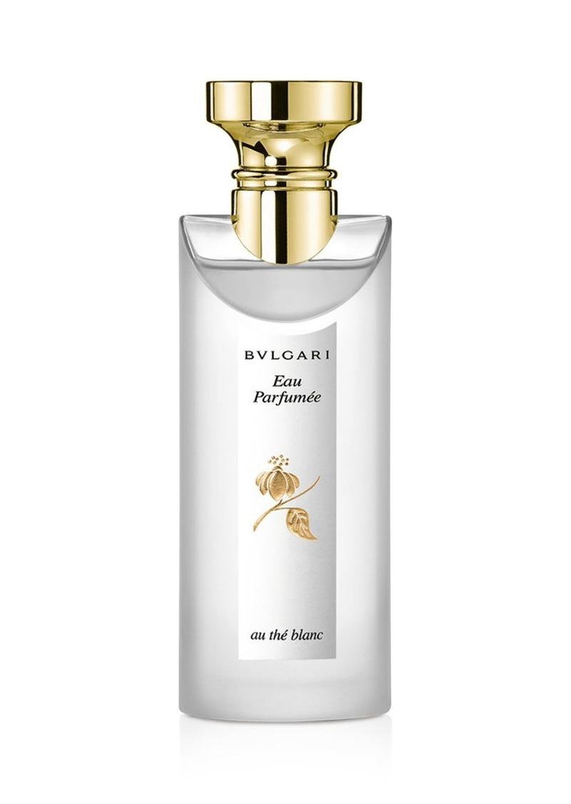 BVLGARI Eau Parfum�e au th� blanc Eau de Cologne 2.5 oz.
