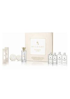 Bvlgari Eau Parfumee Au The Blanc Guest Set