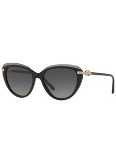 Bvlgari Polarized Sunglasses, BV8211B 55
