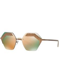 Bvlgari Polarized Sunglasses, BV6103