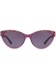 Bvlgari cat-eye patterned sunglasses