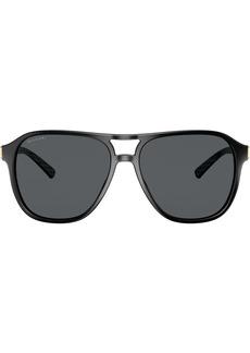 Bvlgari Diagono square-frame sunglasses