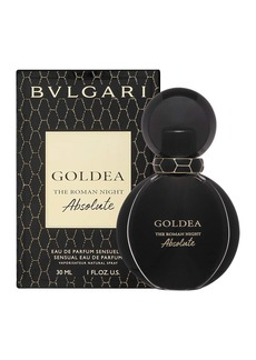 Bvlgari Goldea The Roman Night Absolute Eau de Parfum - 1.0 fl. oz.