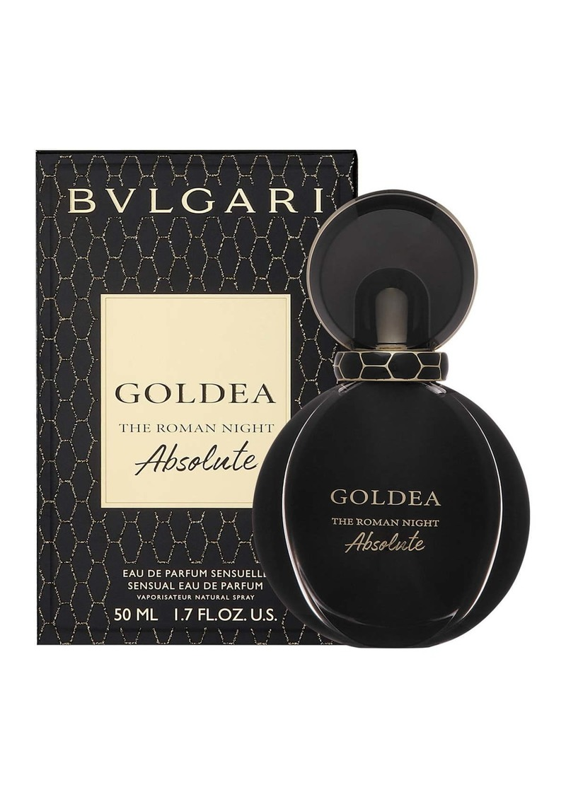 Bvlgari Goldea The Roman Night Absolute Eau de Parfum - 1.7 fl. oz.