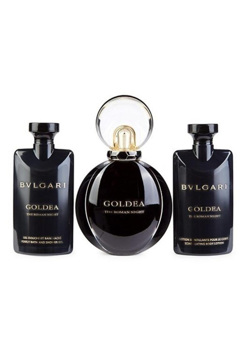 Bvlgari Goldea The Roman Night Eau de Parfum 4-Piece Set