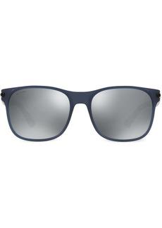 Bvlgari rectangular frame sunglasses