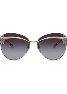 Bvlgari Serpenti Flyingscale Butterfly sunglasses