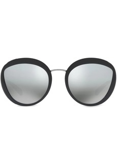 Bvlgari Serpenti round sunglasses
