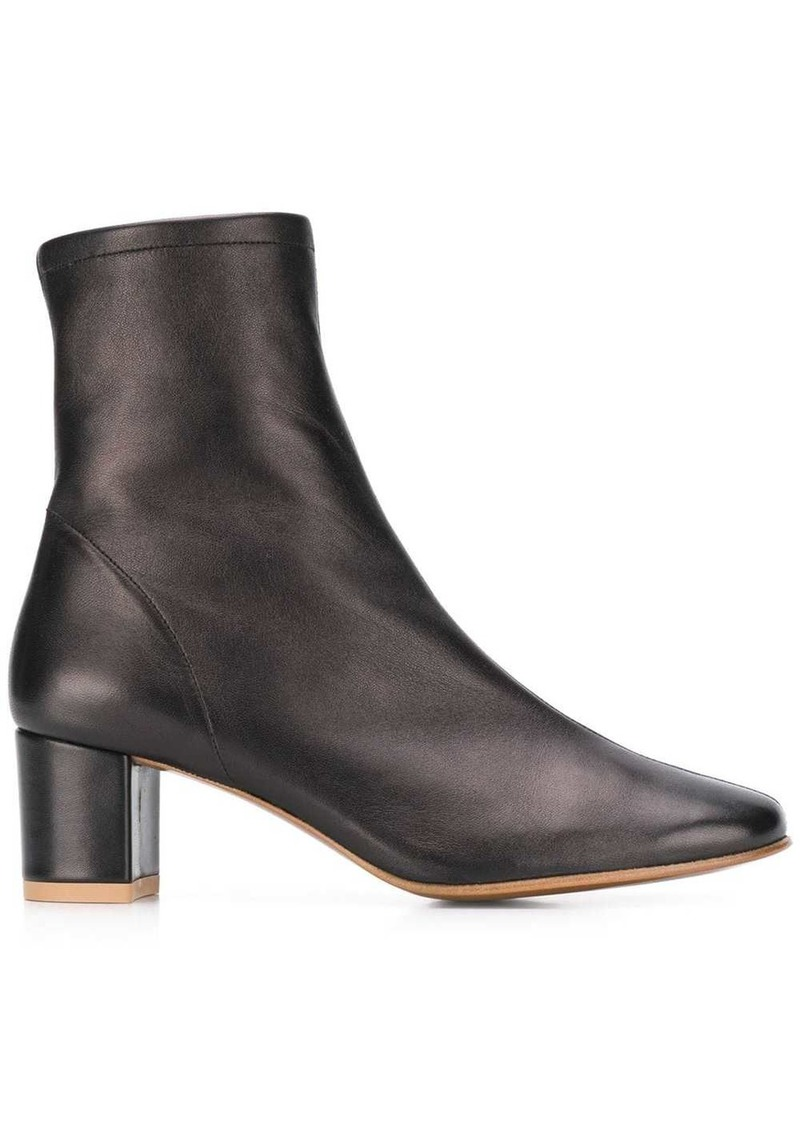 BY FAR ankle length boots