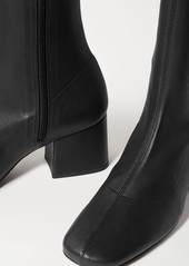 BY FAR Carlos Leather Over-the-knee Boots