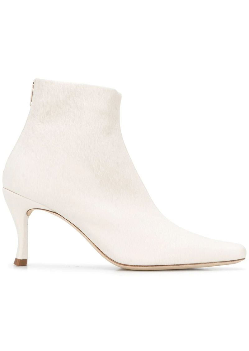 BY FAR heeled ankle boots