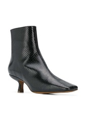 BY FAR Lange ankle boots