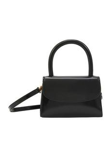 BY FAR Mini Black bag
