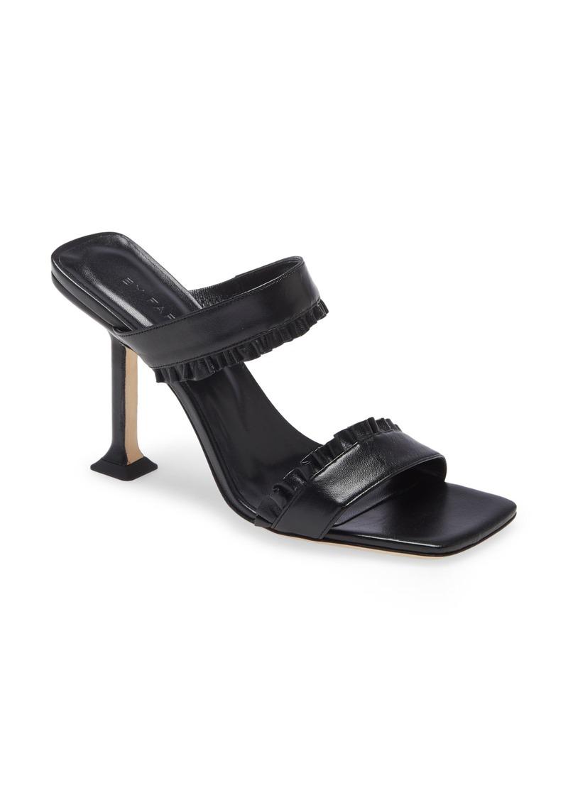 Women's By Far Pina Leather Slide Sandal